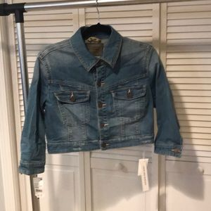 Blank NYC Cropped Jean Jacket